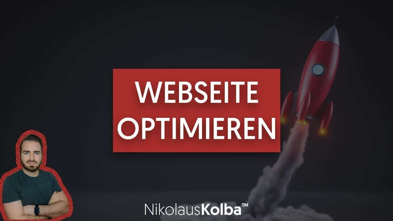 Wordpress Website optimieren - XXL Tutorial für Anfänger - SEO & Speed